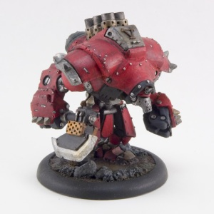 My Khador Juggernaut warjack