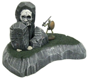 Skeleton Rock
