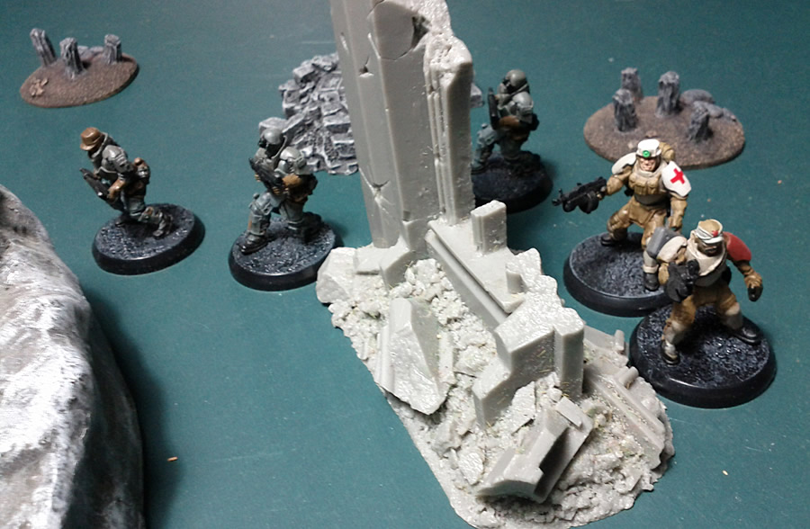 Painting, Playing, and Tournamenting (2/3)